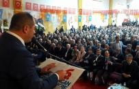 ZEKERİYA BİRKAN - Orhaneli AK Parti İlçe Başkanı Aykurt Güven Tazeledi