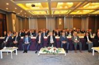 VEYSEL EROĞLU - Osmaniye'de Yayla Alanlarındaki Sorunlar Ve Çözüm Önerileri  Konuşuldu
