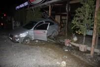 HADıMKÖY - (ÖZEL HABER) İşyerine Dün Hırsız, Bugün Araba Girdi