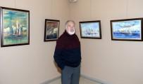 ALİ MERİÇ - Ressam Meriç, 71. Kişisel Sergisini Açtı