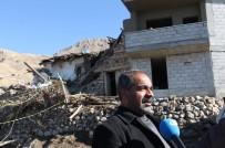 TAZİYE ZİYARETİ - Şirvan'daki Göçükte Ölen Cemal Coşkun'un Eşi Konuştu