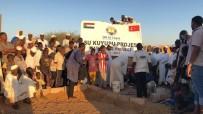 İHLAS - Sudan'da Külliye Projesi'nin İlk Adımı Atıldı