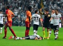 QUARESMA - Süper Lig Açıklaması Beşiktaş Açıklaması 0 - Galatasaray Açıklaması 0 (İlk Yarı)