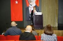 ÖZYEĞİN ÜNİVERSİTESİ - 'Sürdürülebilir, Doğa Dostu, Yeşil Kampüs, Yeşil İlçe AGÜ Bostanı' Çalıştayı