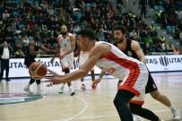 MEHMET ŞAHIN - Tahincioğlu Basketbol Süper Ligi Açıklaması Muratbey Uşak Açıklaması 67 - Gaziantep Basketbol Açıklaması 75