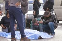 ASPENDOS - TFF Temsilcisi Kazada Ölen Babasının Başında Gözyaşı Döktü
