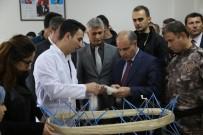 ŞIRNAK VALİSİ - Vali Aktaş Cizre'de Şal Şapik Kursunu Ziyaret Etti