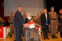 ENGELLİ VATANDAŞ - Vatan Aşığı Engelli Genci Jandarma Kırmadı