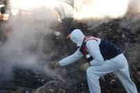 METIN ÇELIK - Yangın Alanında Arama Çalışmaları Sonlandırıldı