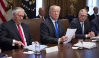 KABİNE TOPLANTISI - ABD Başkanı Trump, BM Ülkelerini Yardımları Kesmekle Tehdit Etti