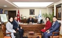 ALI AYDıN - 'Adıyaman'da 'Yaşayan Kültürel Hazineler Müzesine Doğru' İsimli Panel Düzenlendi