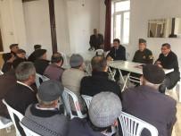 Ağlasun'da Köy Toplantıları