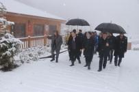 PAİNTBALL - Aktaş'tan Kar Altında İnceleme