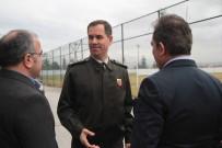HALIL ÜNAL - Albay Ağaoğlu'ndan Eskişehirspor'a Ziyaret