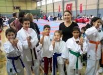 KARATE - Aliağalı Genç Karatecilerden 10 Madalya