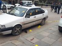 ÇOCUK HASTANESİ - Ankara'da Silahlı Saldırı Açıklaması 1 Ölü, 1 Yaralı
