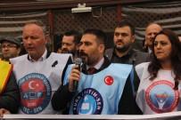 Artvin'de Eğitim Sendikalarından Şiddete Karşı Söz Birliği