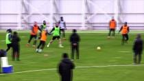 KAYACıK - Atiker Konyaspor, Fenerbahçe Maçı Hazırlıklarını Sürdürdü