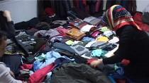 GÜZELLİK SALONU - 'Ayaklarına Poşet Giyen' Çocuktan Etkilenip Kampanya Başlattılar
