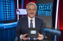 MILLI PARKLAR GENEL MÜDÜRLÜĞÜ - Bakan Arslan PTT Kart'ı Tanıttı