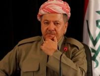 MESUD BARZANI - Barzani'ye bir şok daha