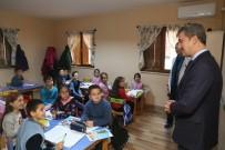 Başkan Şirin Minik Öğrencilerle Buluştu