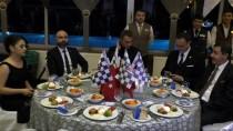 KARAHAYıT - Beşiktaş Başkanı Orman, Taraftarın Onur Yemeğine Katıldı