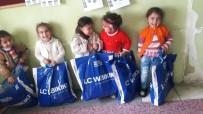 Beytüşşebap'ta Bin 300 Öğrenciye Yardım