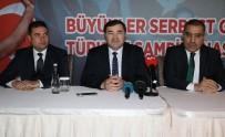 TAHA AKGÜL - Büyük Erkekler Serbest Grekoromen Türkiye Şampiyonası Yarın Başlıyor