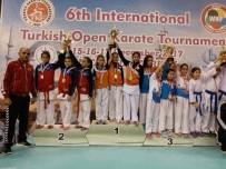 KARATE - Çanakkaleli Karatecilerden Büyük Başarı