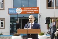 ÇANKIRI VALİSİ - Çankırı'da İlçelere Araç Desteği