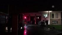 ÇAVUŞBAŞı - Çavuşbaşı İtfaiye İstasyonu'nda Yangın