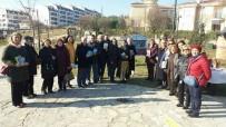KITAPLıK - CHP'li Kadınlardan Parklara Kitaplık