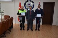 DENIZLI EMNIYET MÜDÜRÜ - Denizli'de Başarılı Polisler Ödüllendirildi