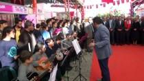 FOLKLOR GÖSTERİSİ - Dörtyol İlk Kurşun Kültür Sanat Ve Turunçgil Festivali