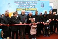 ABDULLAH DÖLEK - Eyüpsultan'da 3 Yeni Parkın Açılışı Yapıldı