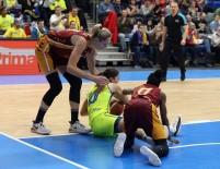 AYŞEGÜL GÜNAY - Galatasaray Çekya'da Sonunu Getiremedi