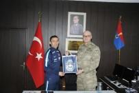 AMPUTE FUTBOL - Gazi Kaptan Tokat Jandarma Komutanlığını Ziyaret Etti