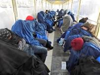 ORTA AFRİKA - Göçmenlerin Umut Yolculuğu Yarım Kaldı