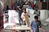 MOBİLYA FUARI - Güleç Açıklaması 'Dünya Tasarım Dilini Konuşmalıyız'