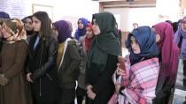 SAKAL-I ŞERİF - 'Haremeyn, Hac-Mukaddese Yolculuk' Sergisine Yoğun İlgi