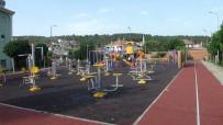 Havran'da Yeni Park Tamamlandı
