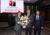 İSMET YıLMAZ - İBB Başkanı Mevlüt Uysal, Beyoğlu Belediyesi'ni Ziyaret Etti