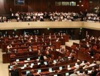İsrail Parlamentosunda Erdoğan tartışması