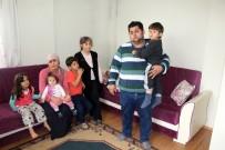 HÜYÜKLÜ - İşsiz Baba 5 Çocuğuyla Sokakta Kalacak