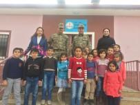 KADIN ASTSUBAY - Jandarmadan 'Çocuklarımız Güvende' Uygulaması