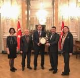 KAMU DENETÇİLERİ - Kamu Denetçiliği Kurumu Heyetinden Avusturya'ya Çalışma Ziyareti