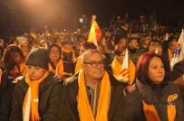 SEÇİM KAMPANYASI - Katalonya'da Seçim Kampanyaları Sona Erdi