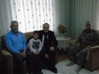 TARKAN KESKIN - Kaymakamı Keskin Şehit Aileleriyle Biraraya Geldi