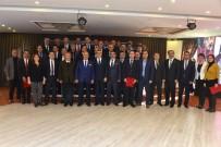 HÜSEYIN ÇALıŞKAN - Kocamaz Açıklaması 'Mersin Maratonu Gelecekte Türkiye'nin Bir Numaralı Maratonu Olacak'